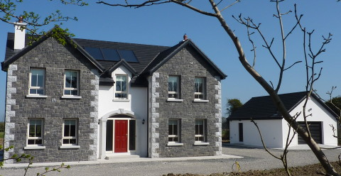 New builds Offaly