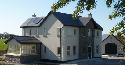 New builds Westmeath