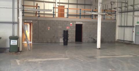 Industrial Construction Kildare