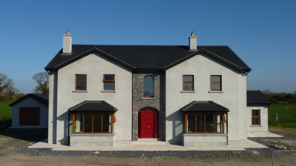 Two storey finlay buildfinlay build for Irish house plans 2 storey