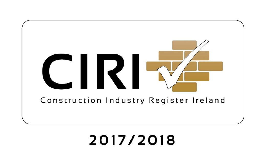 2017 2018 Logo: Finlay Build Have Been Accredited With The CIRI For 2017